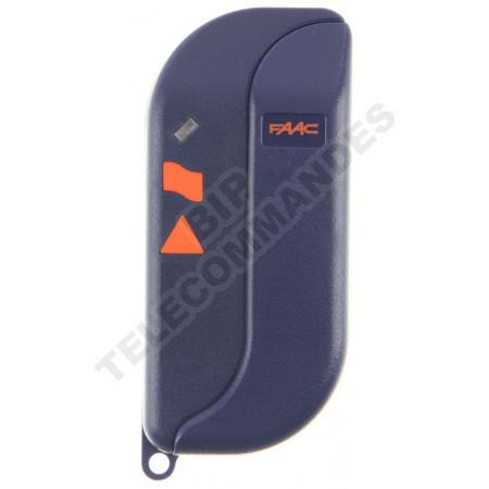 Télécommande FAAC TML2-433-SLR