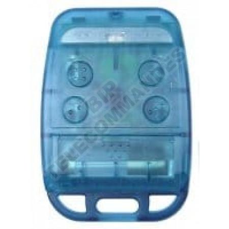 Télécommande GENIUS TE4433H blue