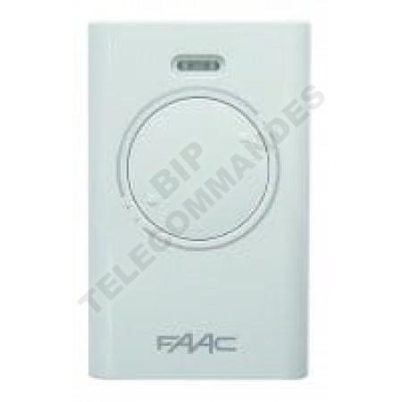 Télécommande FAAC XT2 433 SLH