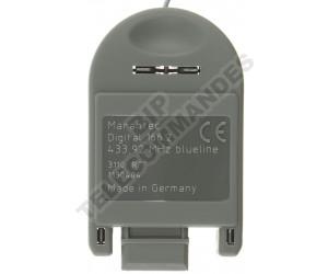 Récepteur MARANTEC Digital 166.2 433 Mhz