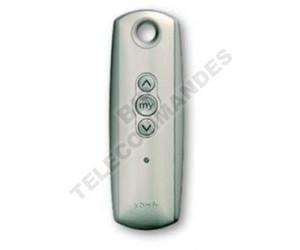 Télécommande SOMFY TELIS-1-RTS grey
