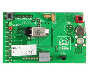 Récepteur CLEMSA RMV 1