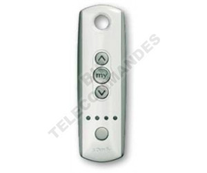 Télécommande SOMFY TELIS-4-RTS white