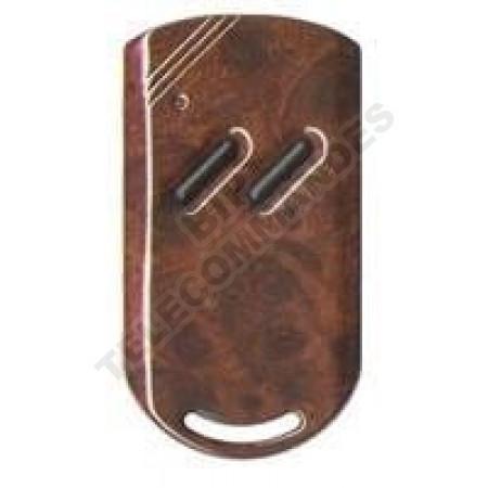 Télécommande MARANTEC D212 wood-433