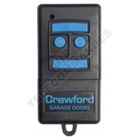 Télécommande CRAWFORD T433-4