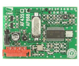 Récepteur CAME AF868