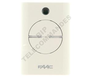 Télécommande FAAC XT4 433 RC old