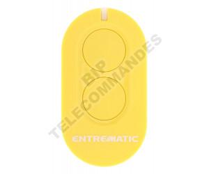 Télécommande ENTREMATIC ZEN2 jaune