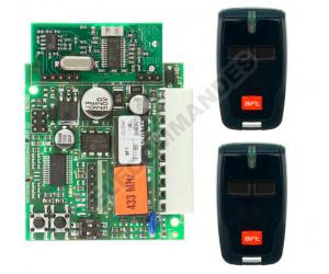 Kits Récepteur/Télécommandes BFT CLONIX 2