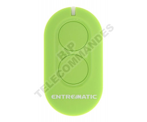 Télécommande ENTREMATIC ZEN2 vert