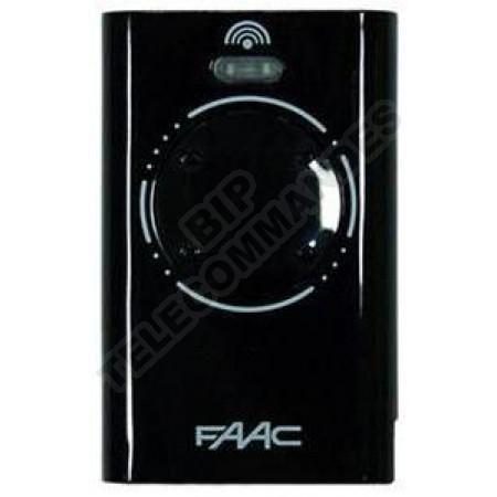 Télécommande FAAC XT4 868 SLH Black