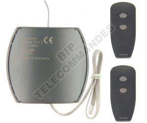 Kits Récepteur/Télécommandes MARANTEC D343-2/868