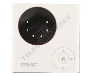 Télécommande FAAC T MODE XT6-M 132121
