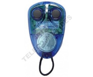 Télécommande PRASTEL MPSTP2E blue