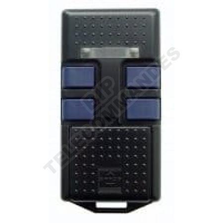 Télécommande CARDIN S466-TX4 blue
