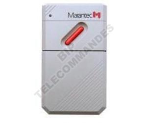 Télécommande MARANTEC D101 27.095MHz red