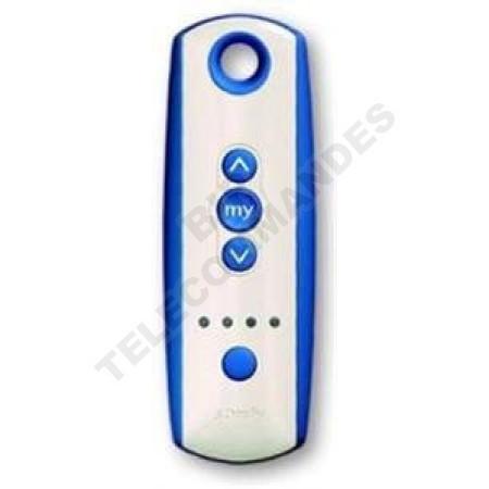 Télécommande SOMFY TELIS-4-RTS blue
