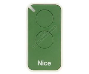 Télécommande NICE INTI 2 vert