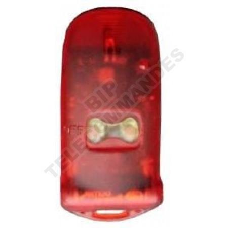 Télécommande DUCATI 6203 red
