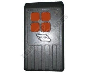 Télécommande GIBIDI 26.995-4 old