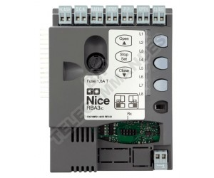 Armoire de commande NICE RBA3-C
