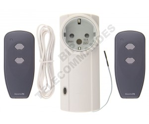 Kits Récepteur/Télécommandes MARANTEC Digital 371 868 MHz