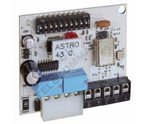 Récepteur FADINI ASTRO 43/2 R