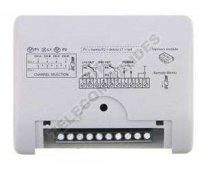 Récepteur CARDIN S508 RXM 2CH
