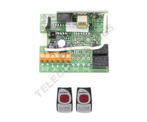Kits Récepteur/Télécommandes CLEMSA MUTANcode II RE 248 U N1