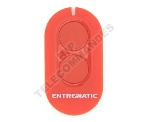 Télécommande ENTREMATIC ZEN2 rouge