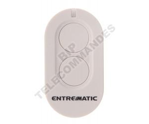 Télécommande ENTREMATIC ZEN2 blanc