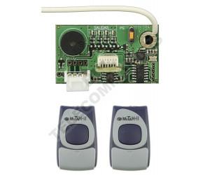 Kits Récepteur/Télécommandes CLEMSA RNE 248 N81