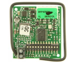 Récepteur FAAC RP 433 DS
